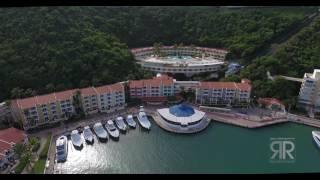 Fajardo Puerto Rico  city pictures gallery : Fajardo, Puerto Rico - El Conquistador Resort (4K AERIALS)