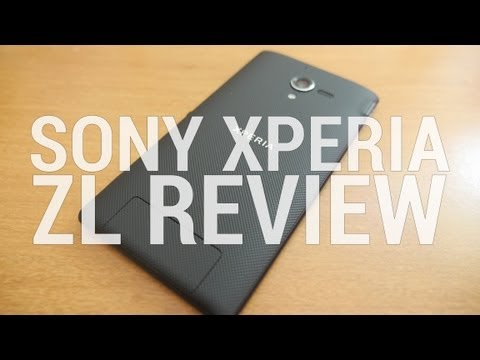 Sony Xperia ZL Review