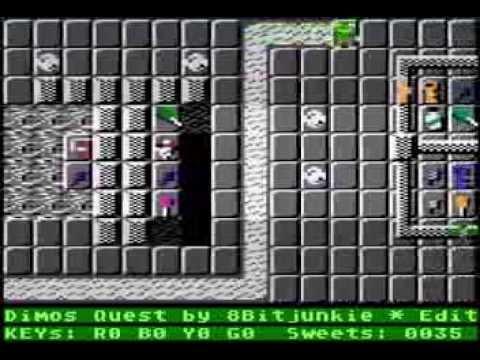 Dimo's Quest Amiga