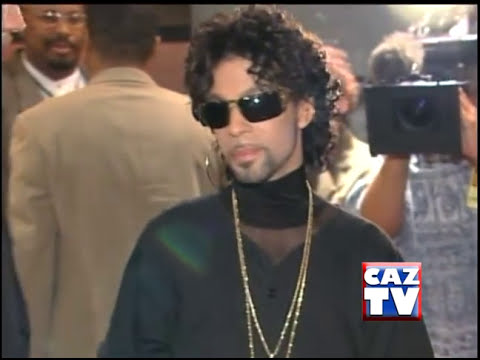 RARE 1999 PRINCE VIDEO - THE ARTIST FOOTAGE NYC 1999 CLOSEUP