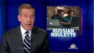 NBC: All Visitors to Sochi Olympics Immediately Hacked