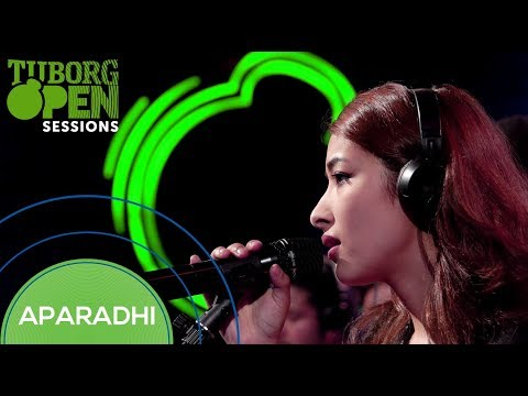 (Aparadhi by Suzeena Shrestha | Tuborg Open Sessions - Duration: 4 minutes, 2 seconds.)