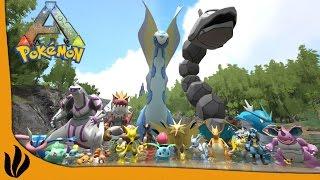 ARK: Survival Evolved FR: Let's Play par Dr_Horse. Je vous présente des mods ajoutant des pokemon sur le jeu ! Et super bien...