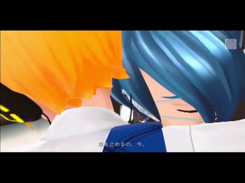 Video Project DIVA F 2nd - ローリンガール (Rolling Girl) [Len x Miku Duet] EDIT PV download in MP3, 3GP, MP4, WEBM, AVI, FLV January 2017