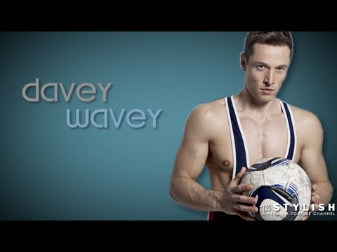 davey - You might know Davey Wavey for his perfectly chiseled abs that grace his youtube videos, but there is so much more to him beneath that flawless exterior. In ...