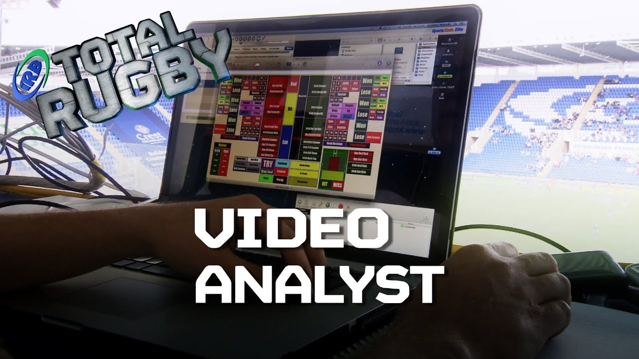 [BEHIND THE SCENES] London Irish Video Analyst