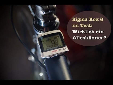 Sigma Rox 6.0 Test Deutsch
