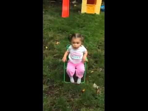 Ever wondered what a northern English toddler sounds like?