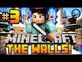 """Minecraft THE WALLS - w/ Ali-A #3 - """"RUBBISH TEAM!"""""""