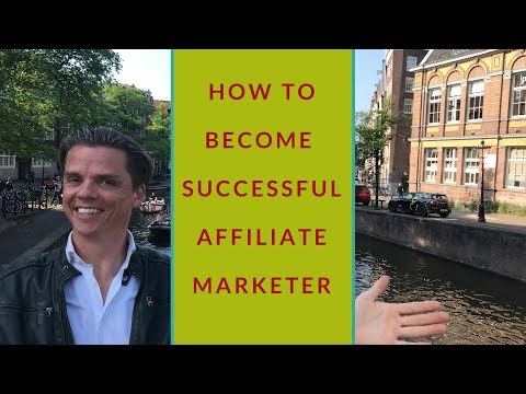 How To Become A Successful Affiliate Marketer - My Biggest Secret