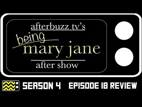 Being Mary Jane Season 4 Episode 18 Review & AfterShow | AfterBuzz TV