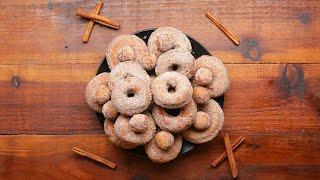 Mashed Potato Donuts •Tasty by Tasty