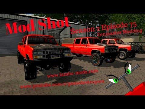 Chevy K10 Truck v1.0