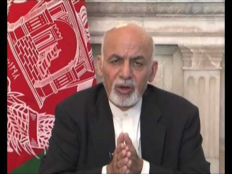 Afghanistan President Ghani's Message to the ExCom High Level Segment