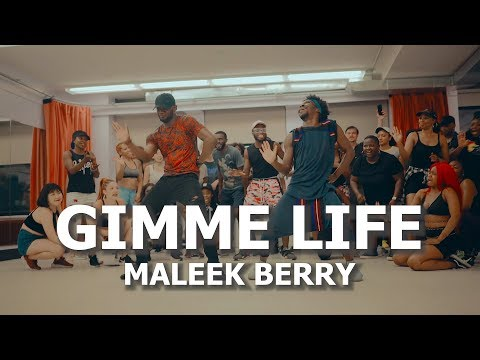 Maleek Berry - Gimme Life | Meka Oku & EJay Choreography
