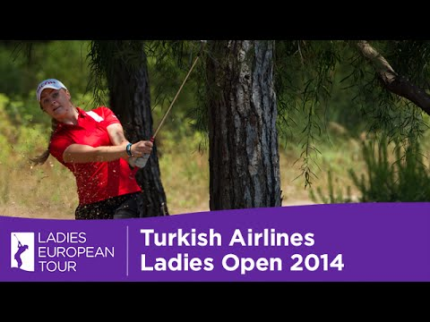 Charley Hull – Turkish Airlines Ladies Open Final Day