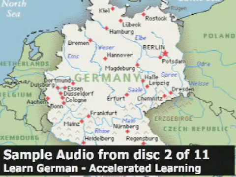 German Language -Home Study -Accelerated Learning