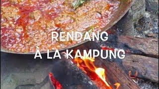 Video Rendang Padang - Masak Rendang Daging Partai Besar Dengan Kayu ~ Country Style Beef Rendang II CLK MP3, 3GP, MP4, WEBM, AVI, FLV April 2019