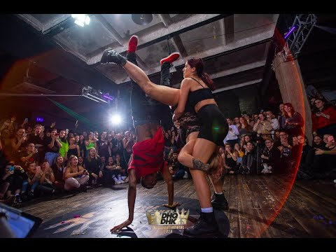 DANCEHALL QUEEN & KING INTERCONTINENTAL 2019 - 4TH ROUND (DAGGARING) - DHK CLAUDIO