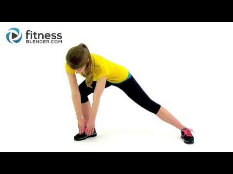Fat Burning Low Impact Cardio Workout at Home – Easy on the Joints Quiet Cardio Training