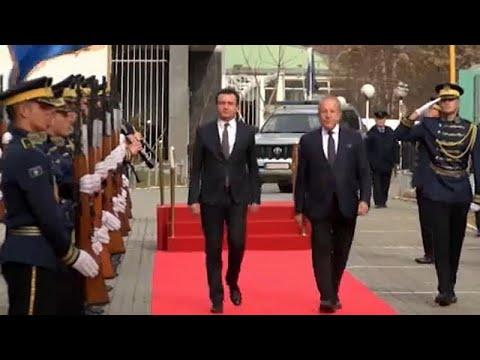 Ο νέος Πρωθυπουργός του Κοσσυφοπεδίου στο Euronews