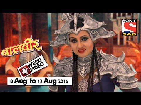 Video WeekiVideos | Baalveer | 8 August to 12 August 2016 download in MP3, 3GP, MP4, WEBM, AVI, FLV January 2017