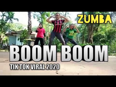 ZUMBA BOOM BOOM - TIK TOK VIRAL 2020 | CHOREO BY ZIN PUJI
