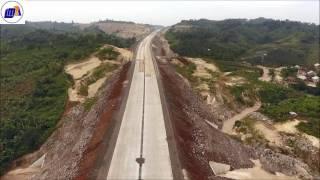 Video Proyek Jalan Tol Trans Sumatera Lampung Bakauheni - Sidomulyo bulan Juni 2017 MP3, 3GP, MP4, WEBM, AVI, FLV Juli 2017