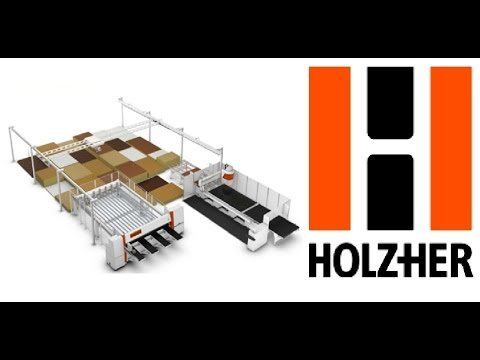 Holz-Her Inventory Automation JIT ManufacturingPresentation