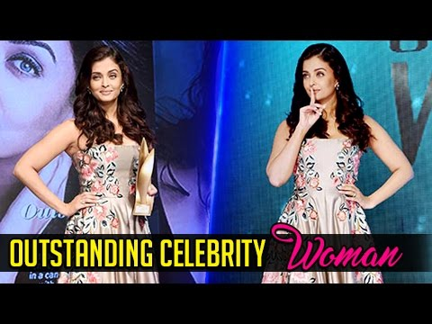 Aishwarya Rai Wins Outstanding Celebrity Woman of
