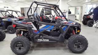 9. 2017 Polaris RZR S 1000 EPS