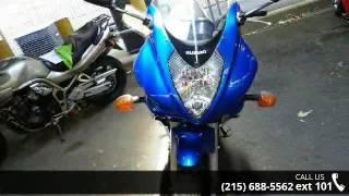 9. 2005 Suzuki GS500F Sportbike - East Coast Cycle Center - ...