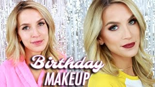 Life update + chatty birthday makeup get ready with me using a ton of new makeup and new products. Morrissey broke my heart for my birthday. AMAZING. I talk ...
