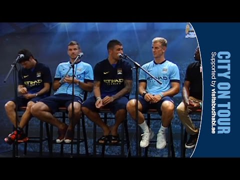 (Live - Watch a live Q&A session live from Modell's in Times Square New York City. Subscribe for FREE and never miss another CityTV video. http://www.youtube.com/subscription_c... Register with...