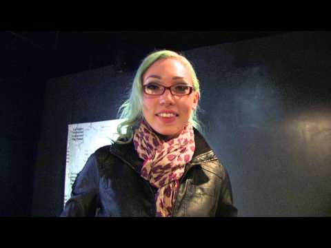 (Lily Labeau ) Los Angeles International Underground Film Festival (видео)