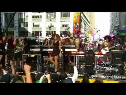 beyonce green light live at good morning america