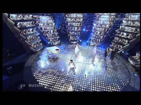 Dima Bilan - Never Let You Go (Russia) 2006 Eurovision Song Contest (видео)