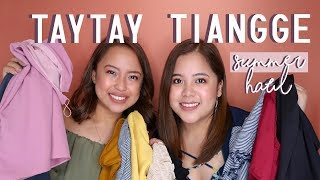Video Summer Taytay Haul 2018 +Tips (Free size and Plus Size) MP3, 3GP, MP4, WEBM, AVI, FLV September 2018