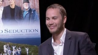 Nonton Taylor Kitsch Talks About  The Grand Seduction  Film Subtitle Indonesia Streaming Movie Download