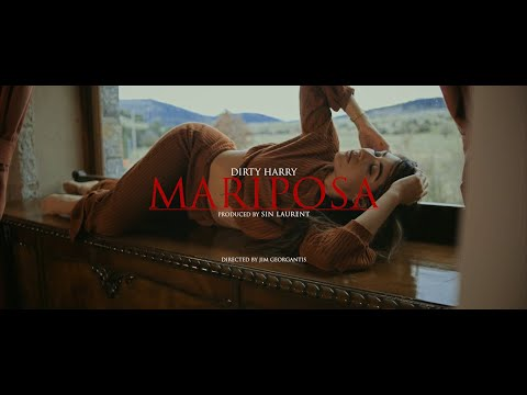 DIRTY HARRY - MARIPOSA Prod. By Sin Laurent (Official Music Video)