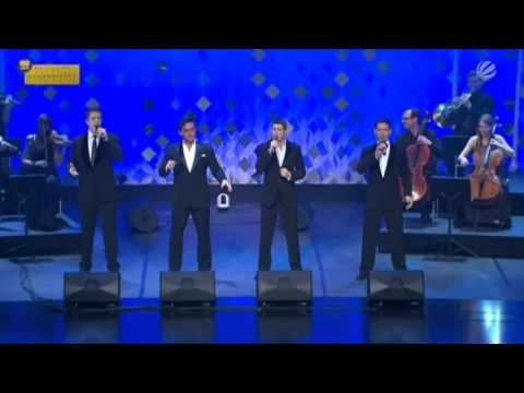 Il Divo, Luzern 10.12.2011, Gala