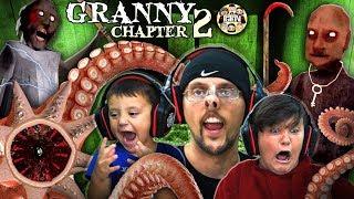 Video GRANDPA HOUSE? GRANNY Chapter Two: Sewer Creature! (FGTEEV INTENSE Gameplay) MP3, 3GP, MP4, WEBM, AVI, FLV September 2019