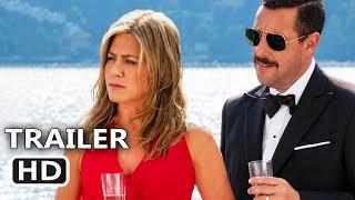 MURDER MYSTERY Official Trailer (2019) Jennifer Aniston, Adam Sandler Netflix Comedy Movie HD