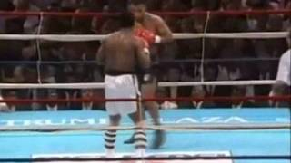 Mike Tyson V Michael Spinks