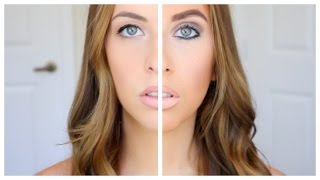 How NOT to Wear Makeup ♡ My Tips & Tricks | Courtney Lundquist - YouTube