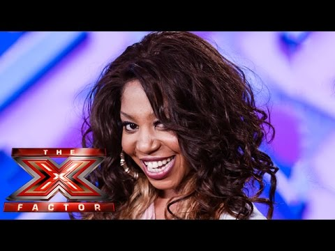 ten - Visit the official site: http://itv.com/xfactor Ten Senah turns up for her Room Audition after a night on the tiles. Will Simon approve of her partying ways or will this be an audition that...