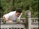 Empujando a un jinete a un lago - Cámara Escondida