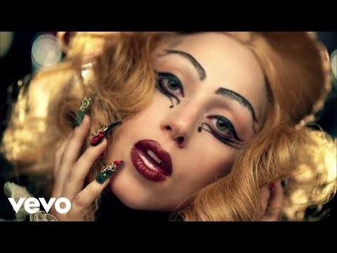 Judas - Lady Gaga (Video)