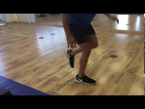 שיפור אתלטיות מעל גומי
