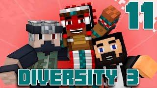 Team Canada Plays DIVERSITY 3 - EP11 (Custom Minecraft Map)